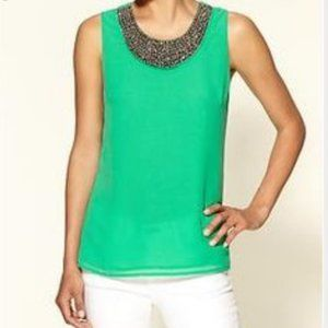 Tinley Road, Beaded Tank, Size S